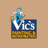 Vic's Painting and Reconstruction