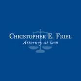 Christopher E. Friel
