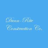 Dunn-Rite Construction Co.