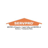 SERVPRO of Hesperia / Apple Valley and SERVPRO of Barstow / Twentynine Palms