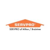 SERVPRO of Milton / Braintree
