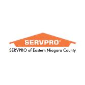 SERVPRO of Eastern Niagara County