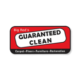 Big Red's Guaranteed Clean