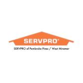 SERVPRO of Pembroke Pines / West Miramar
