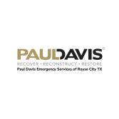 Paul Davis Emergency Services of Rockwall, TX