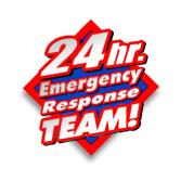 24 Hr. Emergency Response Team