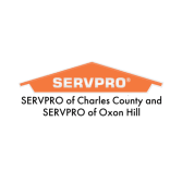 SERVPRO of Charles County and SERVPRO of Oxon Hill