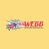 RR Webb Spraying Service Inc