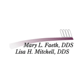 Dr. Mary Faeth DDS  Dr. Lisa Mitchell DDS