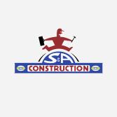 S&A Construction, Inc.