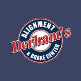 Derham's Alignment and Brake Center