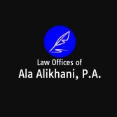 Law Offices of Ala Alikhani, P.A.