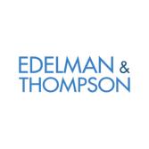 Edelman & Thompson