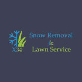 X34 Snow Removal and Lawn Service