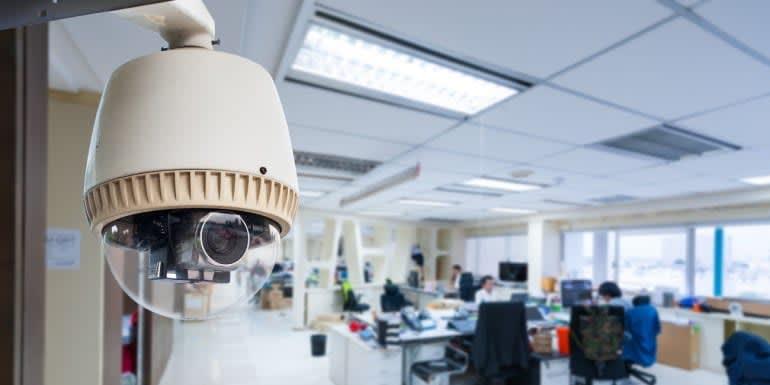 Видеонаблюдение в Офисах