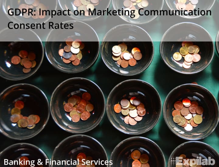 Case-study: GDPR and Consent Rates for Marketing Communication