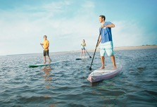 Surfing, Paddleboarding & Kayaking