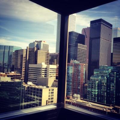 Toronto - The Toronto skyline