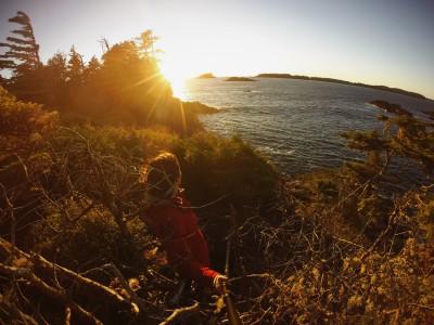 Tofino, BC - Living in the Present