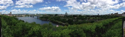 Ottawa - There's Beauty in the Greenery