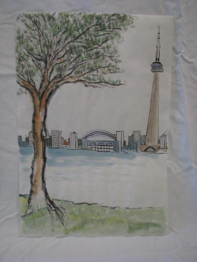 Downtown Toronto - Toronto Skyline