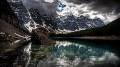 Moraine Lake - Moraine Lake