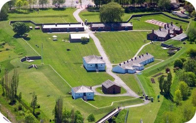 Fort York Grounds