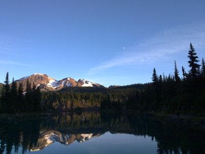 Mount Garibaldi - An Afternoon At Garibaldi Lake