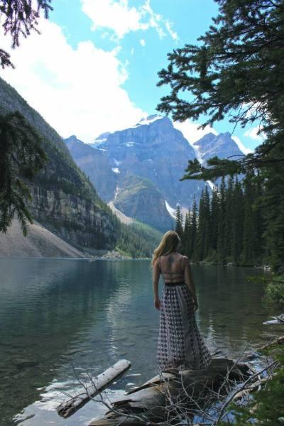 Morraine Lake - Homecoming