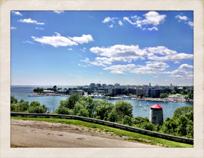 History of Fort Henry Hill