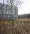 Zone de gestion de la faune Brandon Hills
