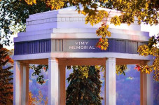 Abri d'orchestre commémoratif de Vimy
