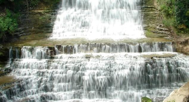 Hamilton's Waterfalls