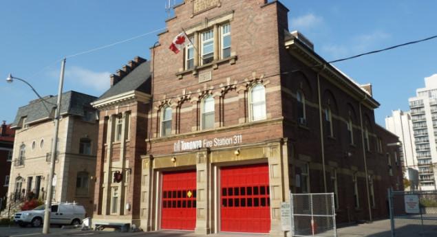 Balmoral Fire Hall