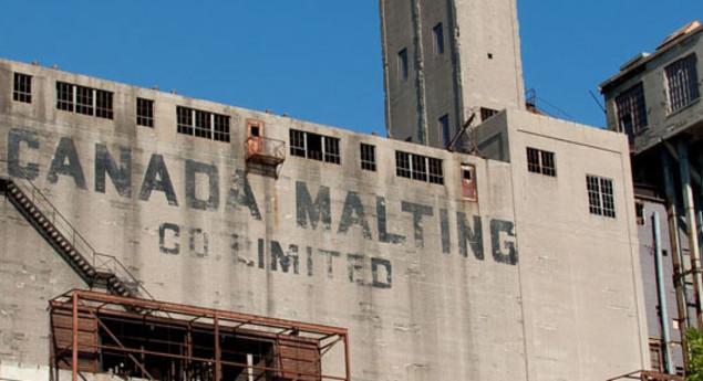 Canada Malting Silos
