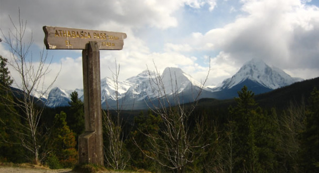 Athabasca Pass National Historic Site
