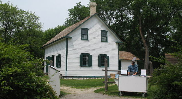Riel House National Historic Sites