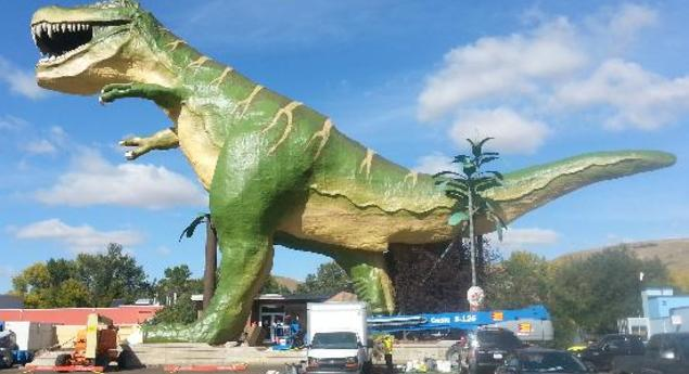 World's Largest Dinosaur