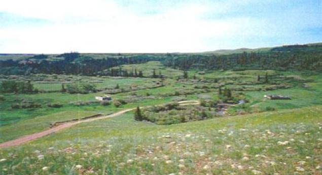 Cypress Hills Massacre National Historic Site