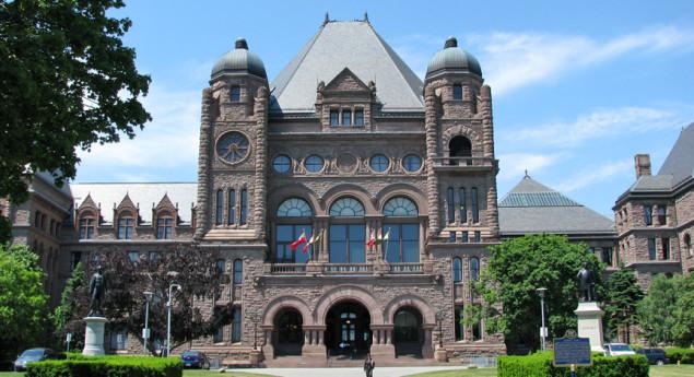 Assemblé législative de l'Ontario