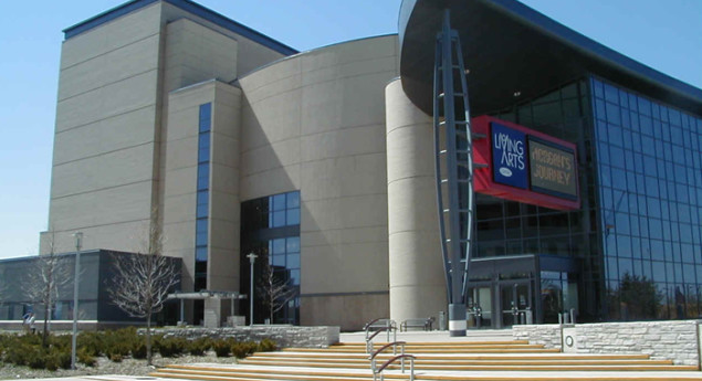 Living Arts Centre