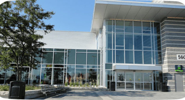 Mississauga Sports Centre (Hershey)