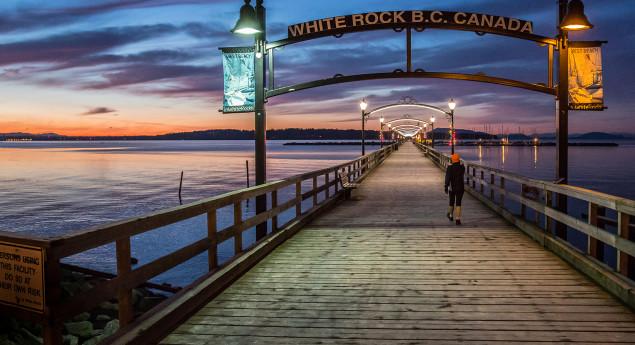 Ocean Beach Hotel White Rock Bc