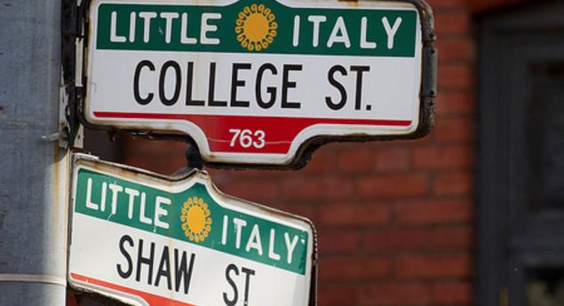 Little Italy (Neighbourhood) - Toronto