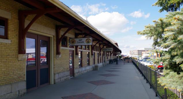 Saskatoon Railway Station (Canadian Pacific)