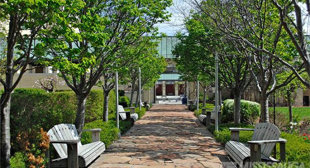 Queen Elizabeth II Jubilee Garden