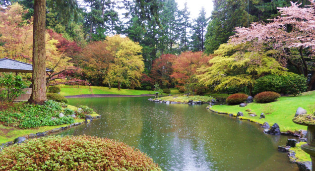 Nitobe Memorial Garden - Explore150