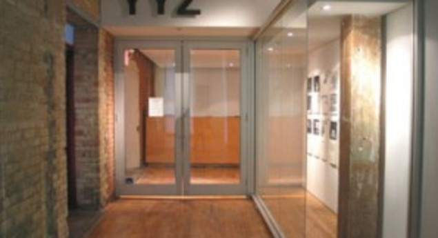 Studio d'artists YYZ