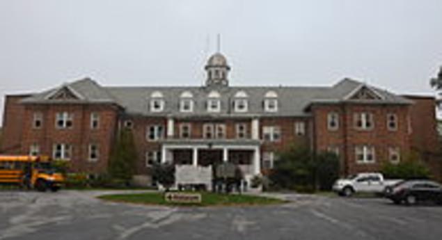 Mohawk Institute Residential School