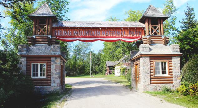 Riding Mountain Park East Gate Registration Complex National Historic Site